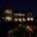 Photos: 旧古河庭園 ライトアップ