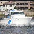 写真: 東京海洋大学 調査・研究船やよい