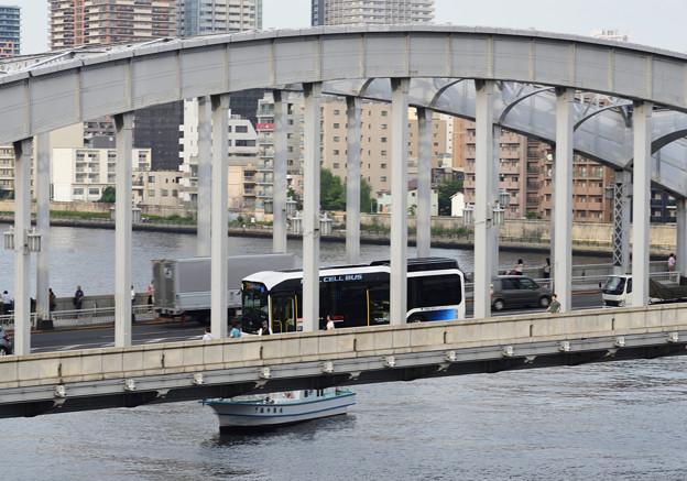 トヨタの都バス