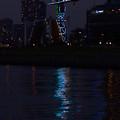 写真: 豊洲夕景