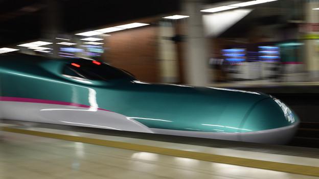 帰りは上野駅
