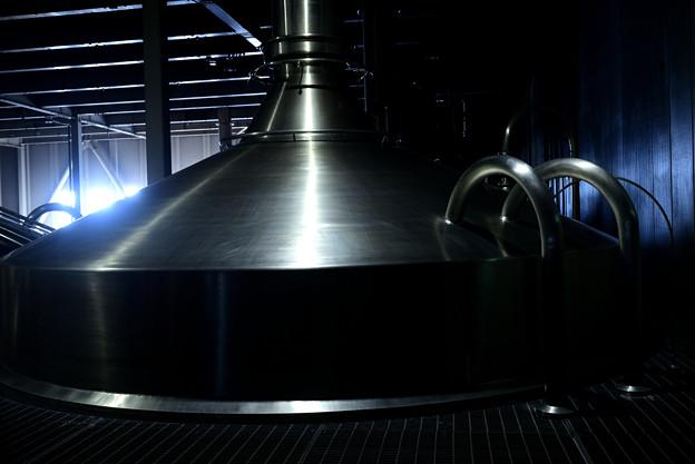ビール工場