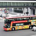 Photos: 豊洲でレストランたバス