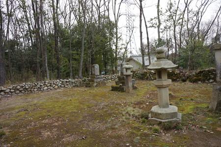 谷大膳の墓 - 2