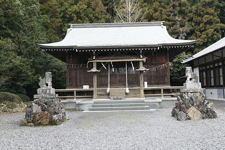 花倉八幡神社(藤枝市)-2