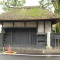 写真: 世田谷代官屋敷(大庭家住宅)