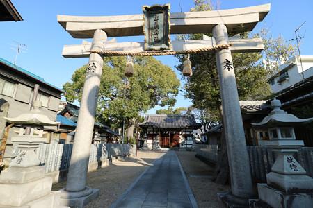 由義神社 (2)