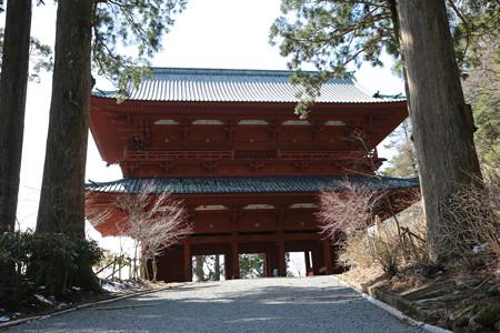 高野山・大門 (1)