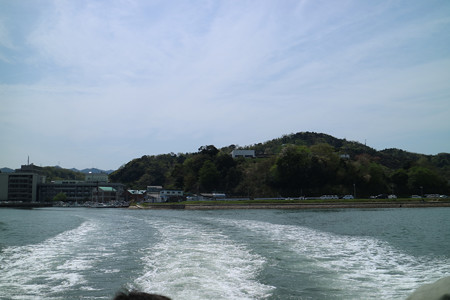舞鶴湾巡り遊覧船 (6)