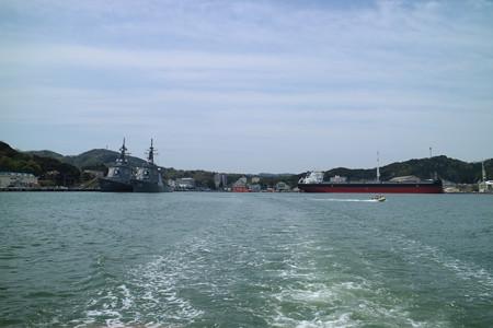 舞鶴湾巡り遊覧船 (16)