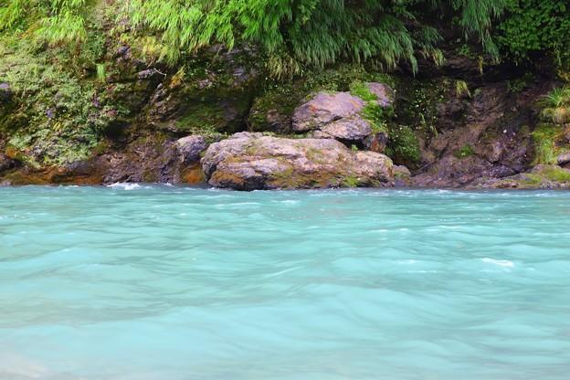 アクアマリンの川
