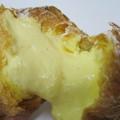 Photos: 濃厚バニラカスタードのシュークリーム