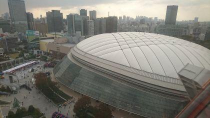 東京ドーム181108