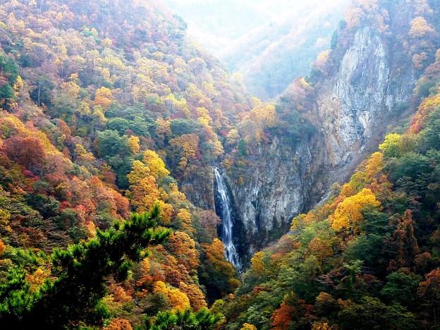写真: 澗満滝