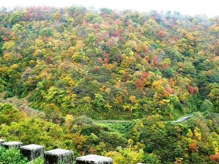 紅葉の季節にー其の2 奥獅子吼山(おくししくやま)