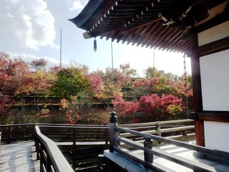 紅葉の季節にー其の3 倶梨伽羅不動寺(くりからふどうじ)西之坊