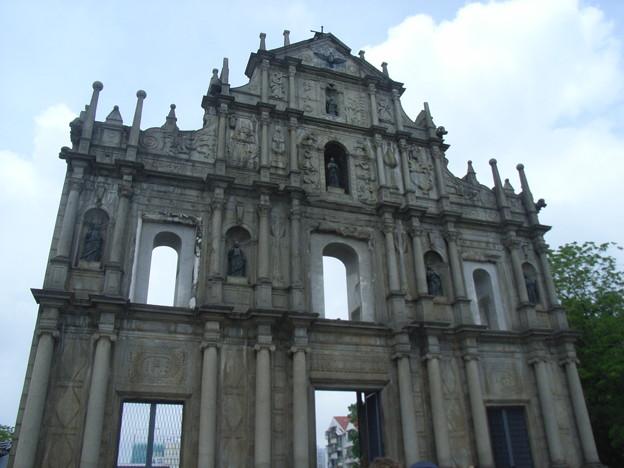 聖ポール天主堂跡3