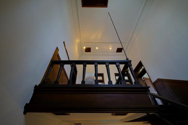 旧石井県令邸 階段3