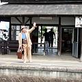 写真: 騰波ノ江駅