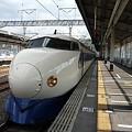 写真: 初代・元祖新幹線「0系」(1)