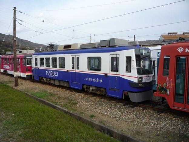 写真: 豊橋鉄道市内線・780形