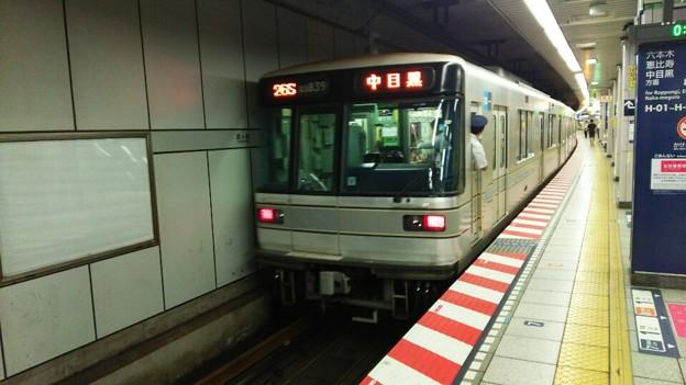 写真: 東京メトロ日比谷線03系