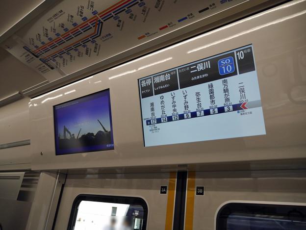 相鉄12000系・LCD