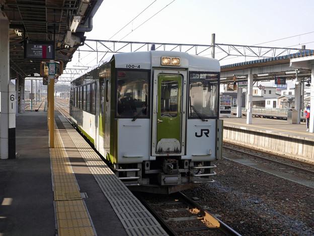 北上線・キハ100系