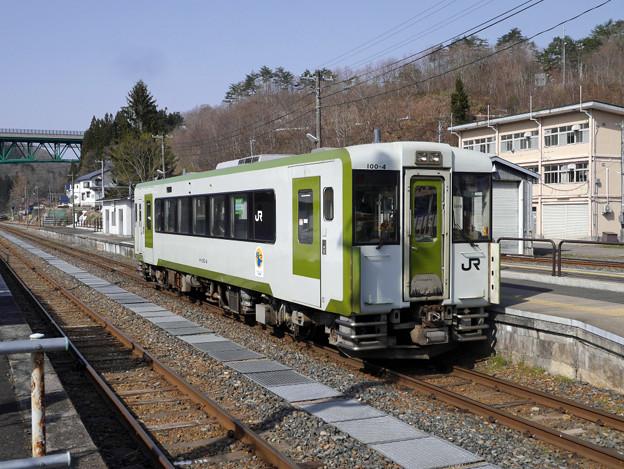 北上線・キハ100系(2)
