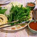写真: チムチュムの野菜