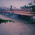 Photos: 岡山豪雨