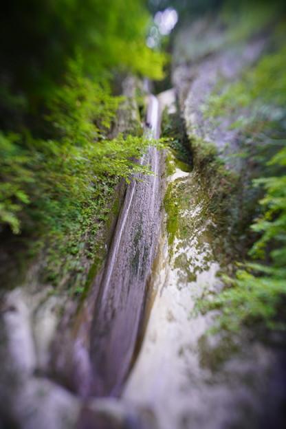 絹掛けの滝