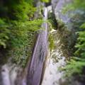 写真: 絹掛けの滝
