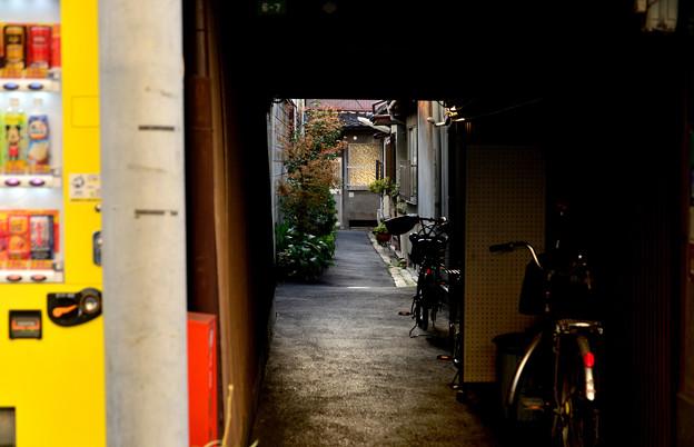 大阪市内の古い町並み-5