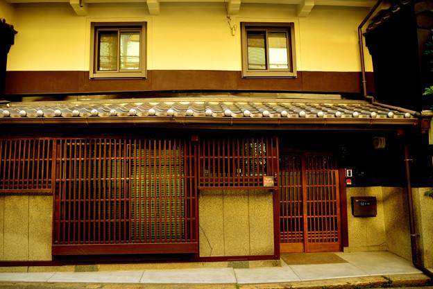 大阪市内の古い町並み-2