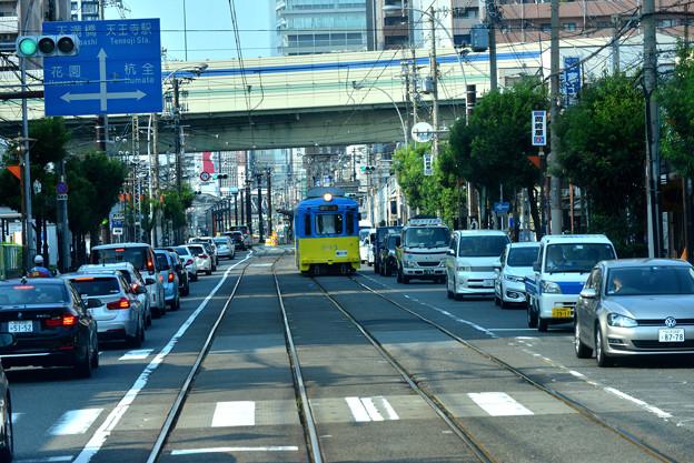 Romen Densha Hankai Tramway-26 阿倍野筋