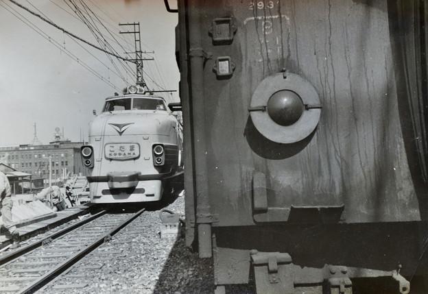 東海道線電化