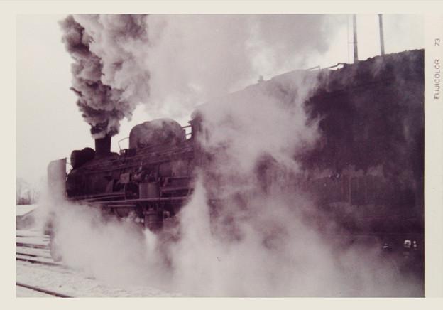 SL 函館本線 1973-#1