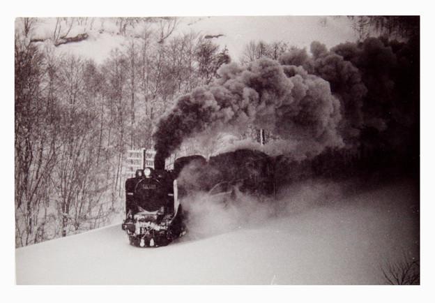 SL 函館本線 1973-#3