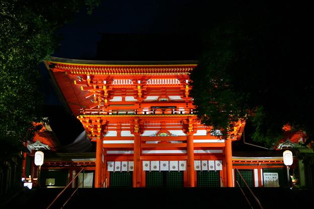 近江神宮ライトアップ