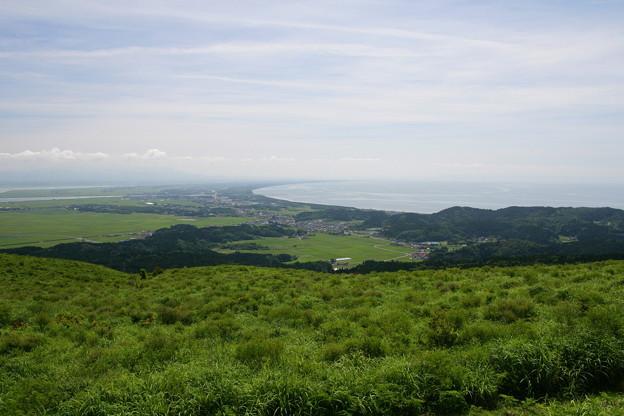 写真: 秋田へ