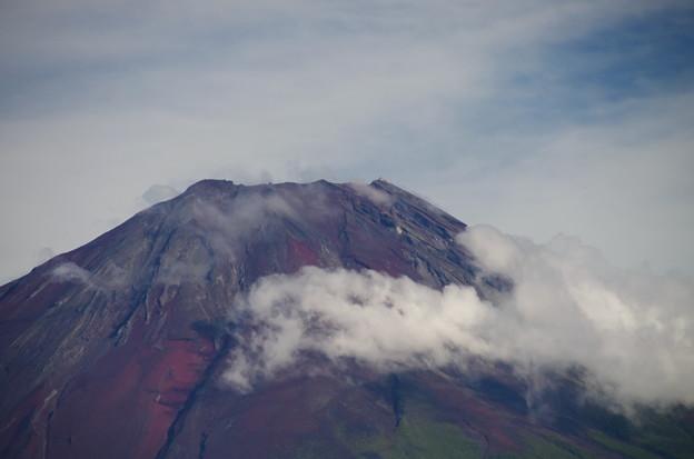 富士山の素顔