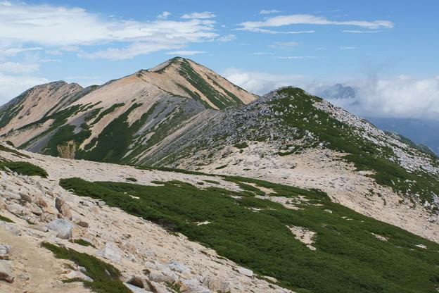 [2018年8月6日]赤牛岳