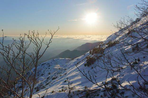 [2019年1月6日]甲斐駒ケ岳3