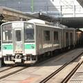 701系+E721系混結582M福島行き仙台3番発車!