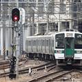 719系H-5+H37編成3582M快速仙台シティラビット2号福島行き