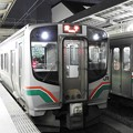 E721系仙山線1871M愛子行き仙台5番発車待ち