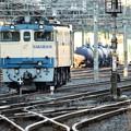 Photos: EF65 2121 宇都宮貨物(タ)5番駐機
