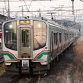E721系2144M黒磯4番入線!