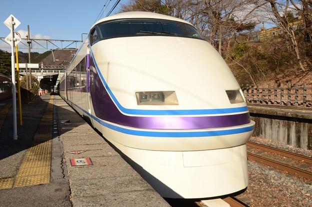 スペーシア「雅」編成特急きぬ126号鬼怒川公園まもなく発車